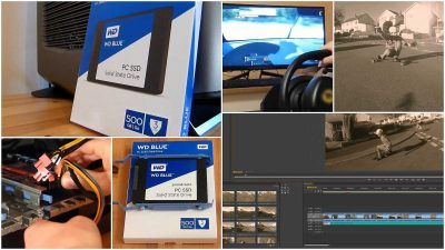 WD Blue SSD. Is upgrading to a Solid State Drive worth it? [Video Review]