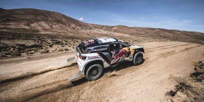 Former champion forced to withdraw from the Dakar Rally