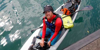 Interview: Dave Cornthwaite on why everyone should say yes to adventure
