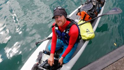 Dave Cornthwaite on why everyone should say yes to adventure [Interview]
