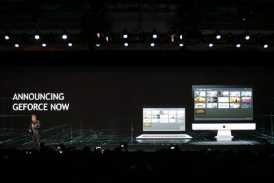 NVIDIA announces GeForce Now, turning any PC into a powerful gaming machine