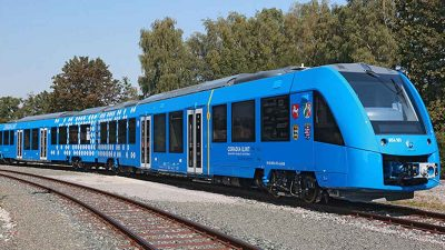 Zero-emission trains set to be introduced in Germany by the end of 2017