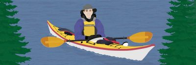 Guide: Getting started with Sea Kayaking
