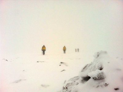 Missing hikers, lost in 'arctic' conditions in Cairngorms, found – Bivvy bag saved their lives