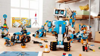 LEGO launch new set to inspire kids to code and build