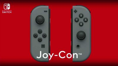 Nintendo Switch will have Motion Control, with the Joy-Con [Video]