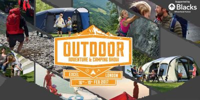 The Outdoor Adventure & Camping Show returns to London in February 2017