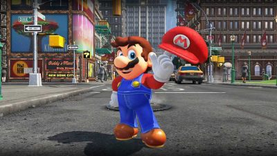 New Sandbox 'Super Mario Odyssey' Game announced for the Nintendo Switch