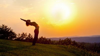 5 easy & practical yoga poses to get rid of pain