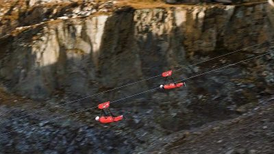 Video: The Fastest Zip Line in the World