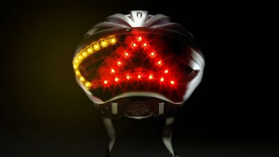 The world's first smart bicycle helmet wins 'Design of the Year' category award