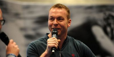 Sir Chris Hoy to open London Bike Show 2017