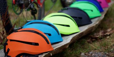 The new helmet from British start-up Headkayse excels in safety, flexibility and design