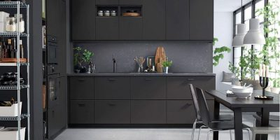 IKEA launches kitchen made from recycled PET-bottles
