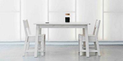 This smart kitchen table can charge your phone with free power