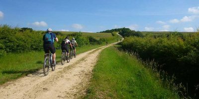 Fancy cycling Land's End to Bristol? Now's your chance