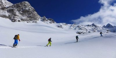 Thinking of a ski trip but got no one to go with? This new service could help