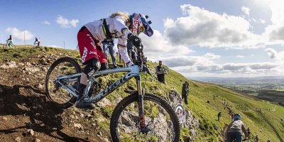 British pro mountain biker crowned World Action Sportsperson of 2017