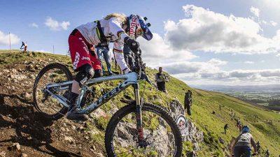 British pro mountain biker crowned World Action Sportsperson of 2017