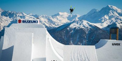 Andri Ragettli lands first ever quad cork 1800 on skis