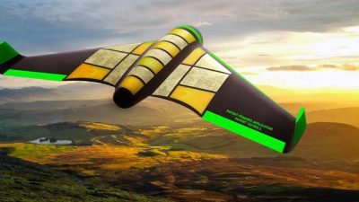 Edible drones could be the solution to world hunger