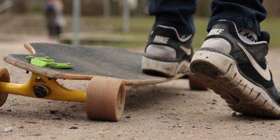Skateboarding is changing kids' lives for the better in Uganda's slums