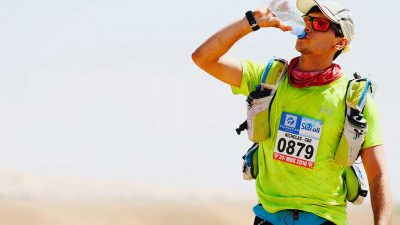 Meet the Bristol based athlete who's running 196 marathons around the world