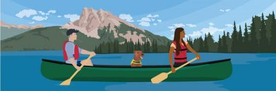 Paddling 101: How to paddle a canoe