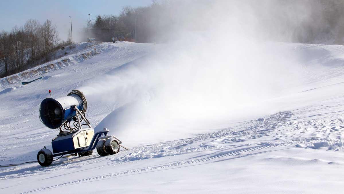Norwegian scientists find way to make snow machines more ...