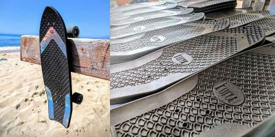 The skateboards that are saving oceans