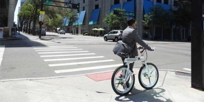 New 'chainless' bike reinvents cycle commuting