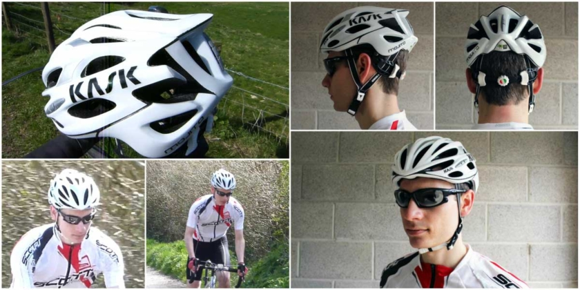 Review: Kask Mojito road cycling helmet