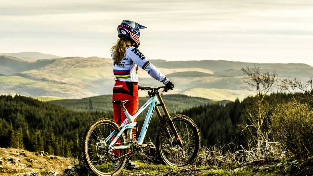 7cc340e78f2 Downhill mountain biking world champ Rachel Atherton reflects on her 2016  clean sweep ahead of this season [Interview]