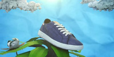 Reebok ditches plastic for new sustainable shoes made of organic cotton and corn