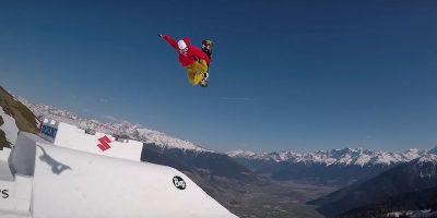 15 year old drone racer captures breathtaking footage of Suzuki Nine Royals