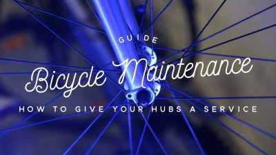 Bicycle maintenance guide: How to give your hubs a service