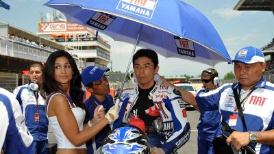 A Barcelona political party is calling for the end of grid girls in MotoGP