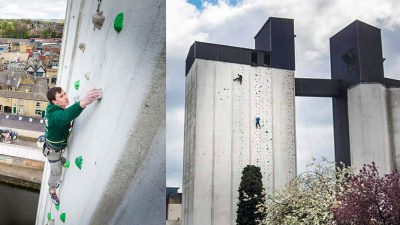 UK's highest man-made climbing wall to open in Yorkshire
