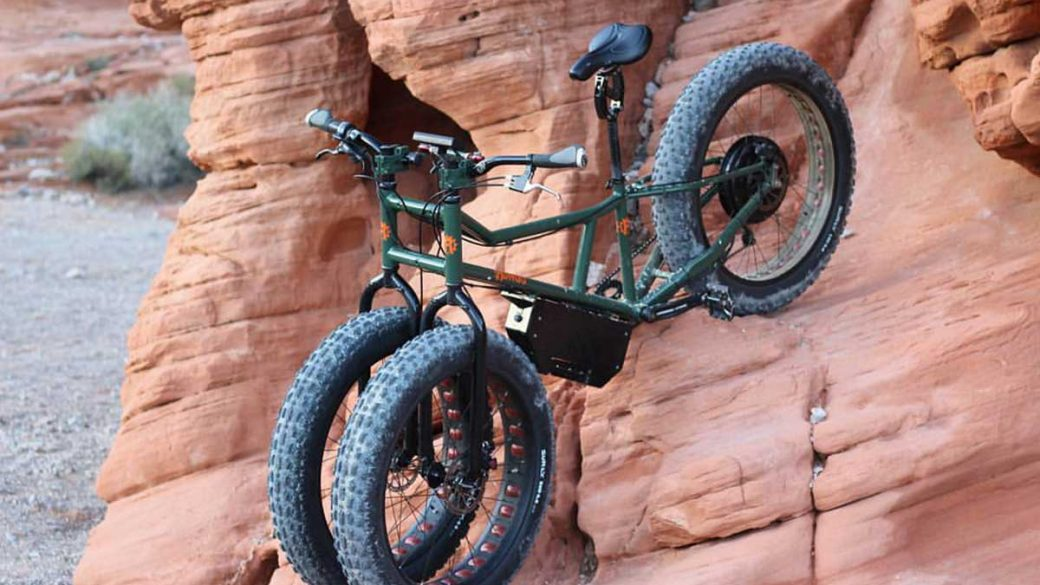 This Off Road Electric Trike Is Dividing Opinion Among