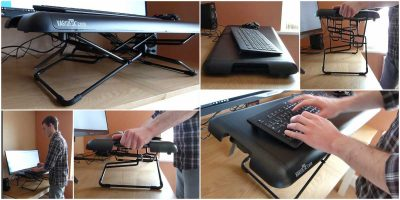 Review: Varidesk Soho – Convert any desk into a standing desk