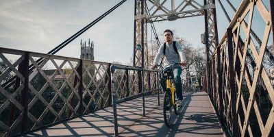 £1 bike rental scheme launched in Bristol