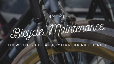 Bicycle maintenance guide: How to replace your rim brake pads
