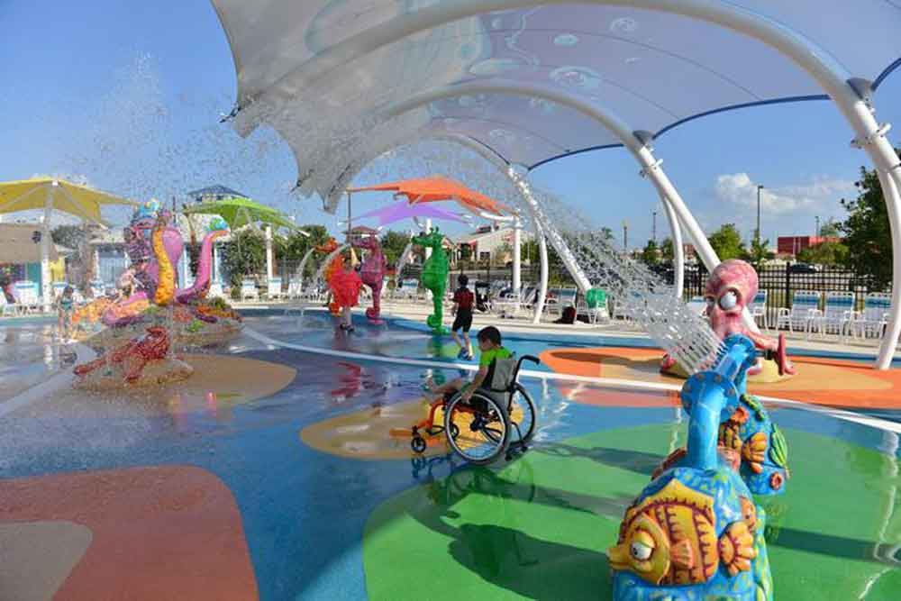 California Kid Friendly Hotels With Splash Pads