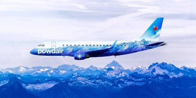 Powdair: The start-up airline founded by snow sport fanatics to connect the UK to Switzerland's ski resorts