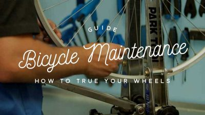Bicycle maintenance guide: How to true your wheels