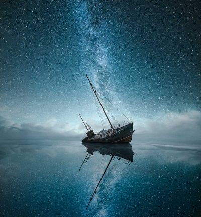 Self-taught photographer captures Finland's haunting beauty in unique nightscapes