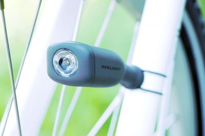 Battery free bike light claims to reduce road accidents by up to 47%