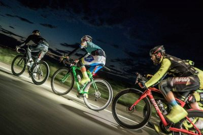 The world's toughest bike race features a stage equal to the length of Great Britain