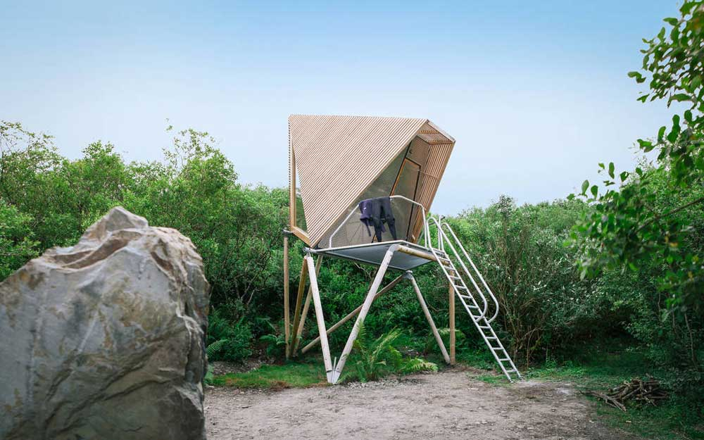5 of the most unusual places to stay in Cornwall