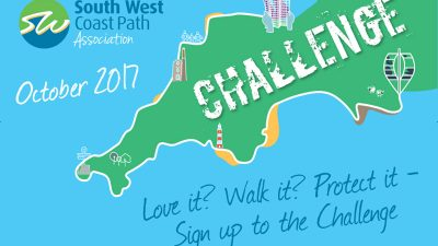 Looking for a walking challenge in October? Join the South West Coast Path #Challenge630